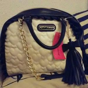 PURSE DUFFLE MINI BAG